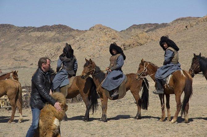 «Тибетские львы», Или как собаки породы мастиф попали из Тибета в Казахстан
