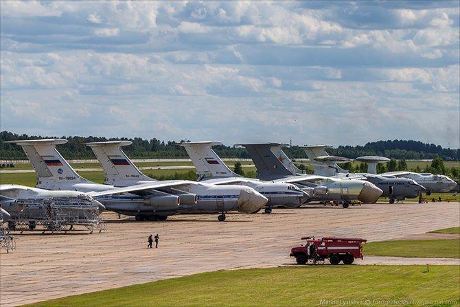 Экскурсия по 123 Авиаремонтному заводу