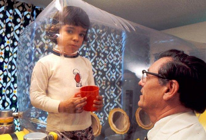 Мальчик который жил в пузыре