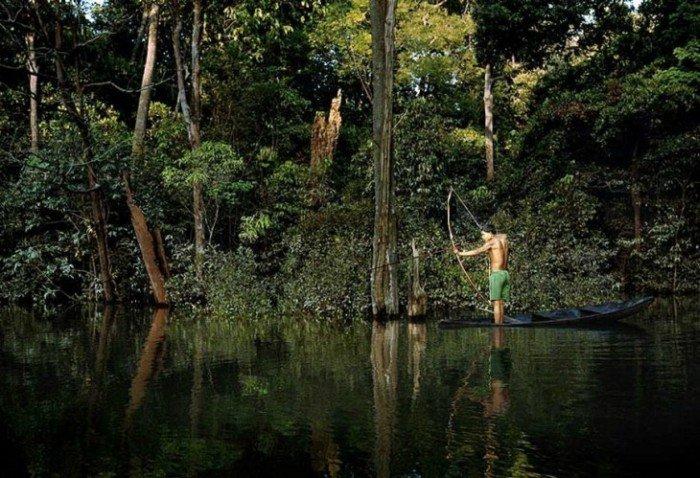 Интересные факты о племени пираха, которому не знакомо понятие времени (8 фото)