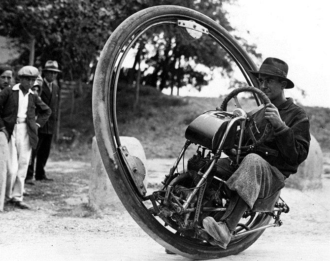 Несколько изобретений, к которым мир был не готов