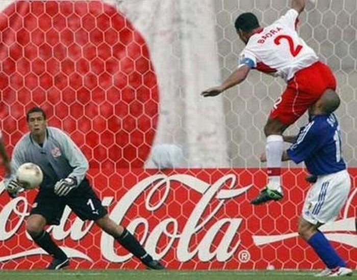 Наиболее зрелищные спортивные моменты (35 фото)