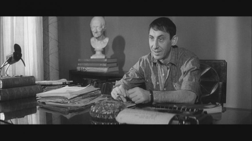 Эпизоды из жизни народного артиста Владимира Басова