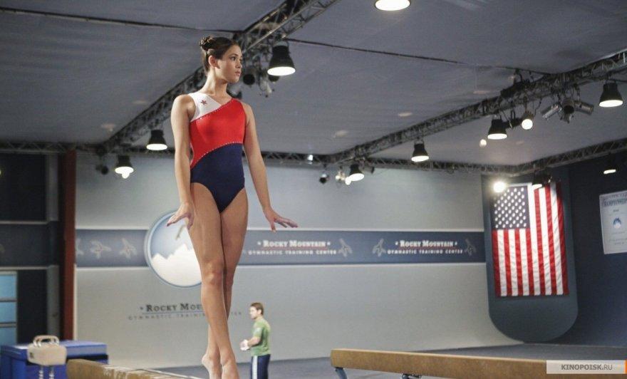 Подборка интересных фотографий гимнасток