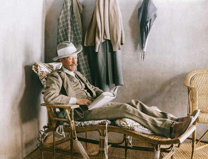 Гробница Тутанхамона, 1922 год (21 фото)