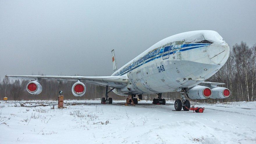 Обзор самолетов Ту-154 и Ил-86