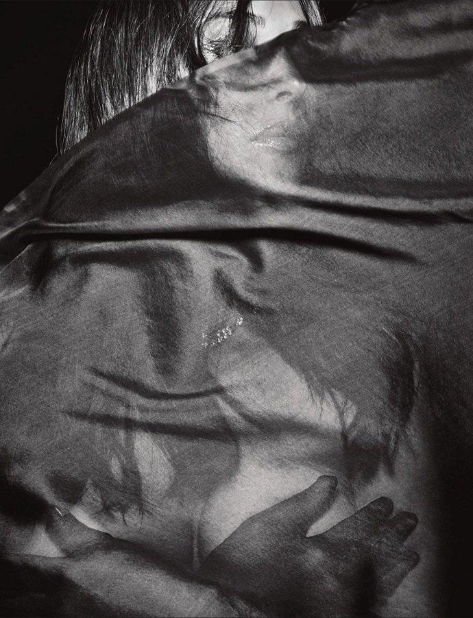 Моника Белуччи снялась в откровенной фотосессии