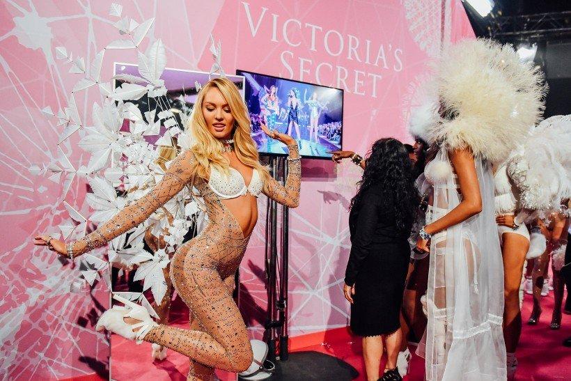 За кулисами шоу Victoria's Secret