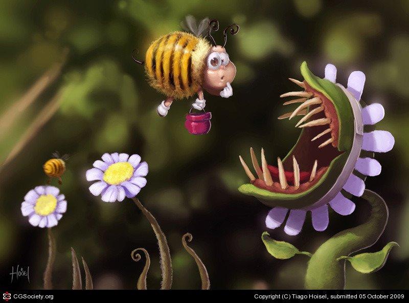 27 забавных иллюстраций