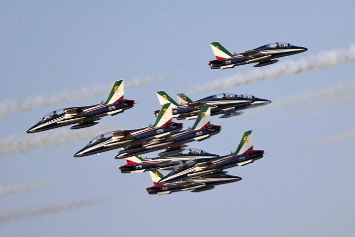 Авиашоу Dubai Airshow-2015 (14 фото)