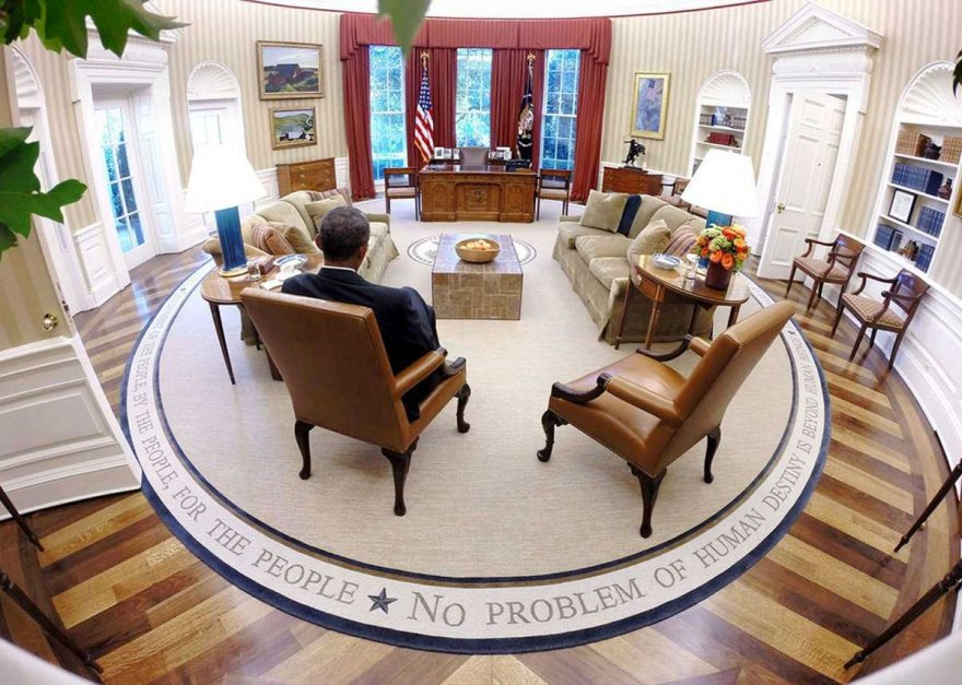 Официальная резиденция президента США