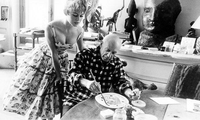 Пабло Пикассо о жизни