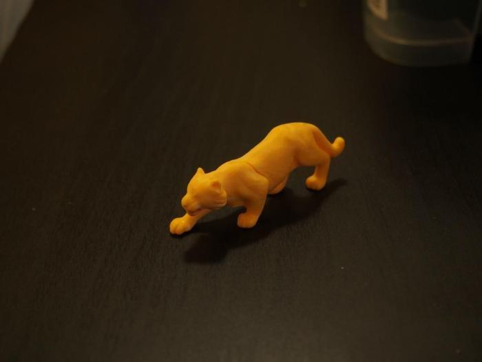Как детская игрушка преобразилась в руках художника (10 фото)