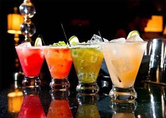 Самые опасные напитки