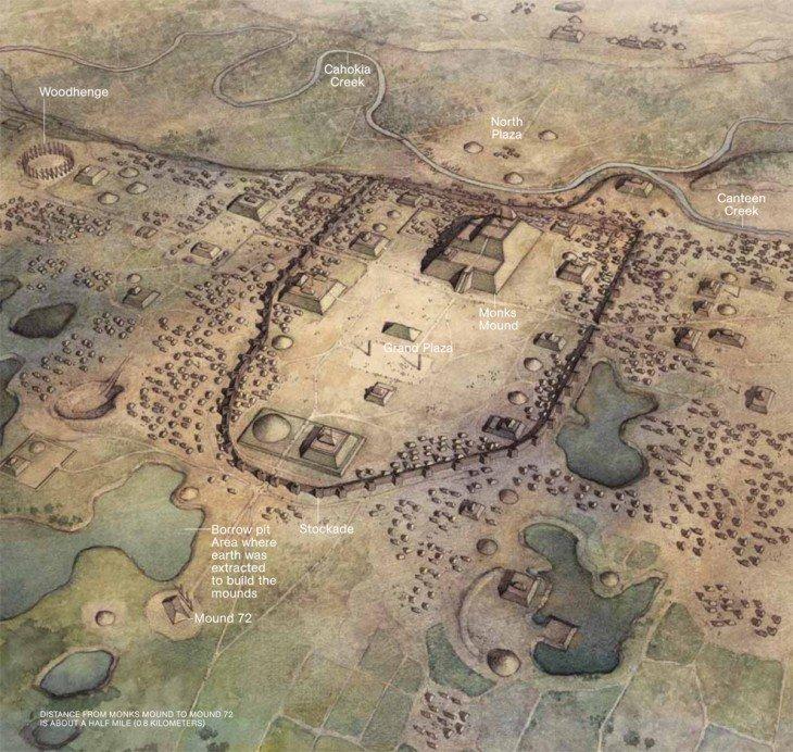 Таинственные цивилизации, от которых почти ничего не осталось