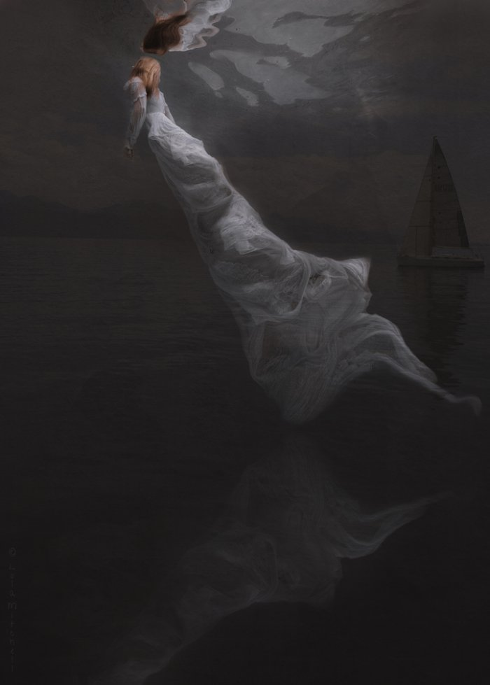 Невероятные фотографии между фантазией и реальностью (10 фото)