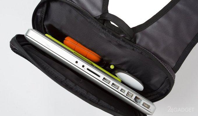 Рюкзак для ноутбука (9 фото + видео)