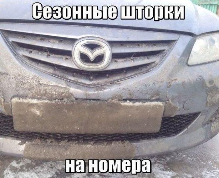 Автоюмор (41 фото)