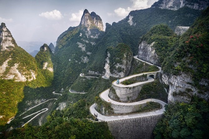 Необыкновенные фотографии Китая