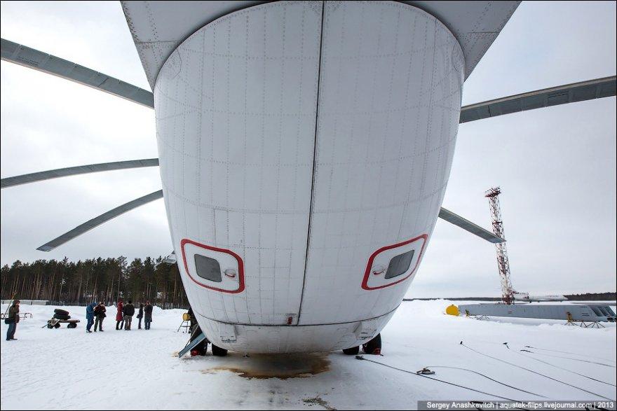 Вертолет-Геракл (31 фото)