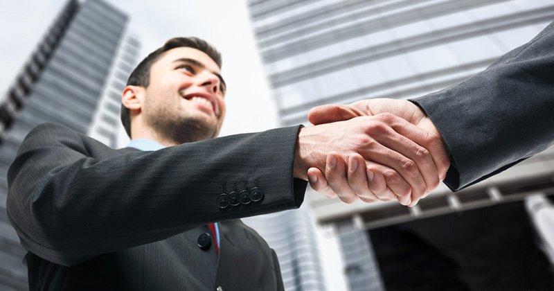 Инересные факты о мужском рукопожатии
