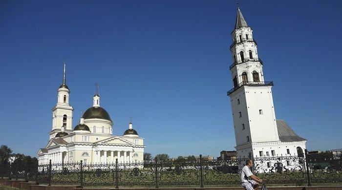 Копии знаменитых достопримечательностей в России