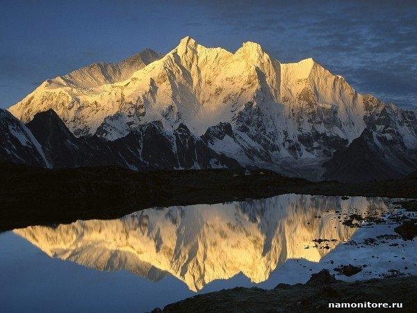 Тибет, место где царит многомужество