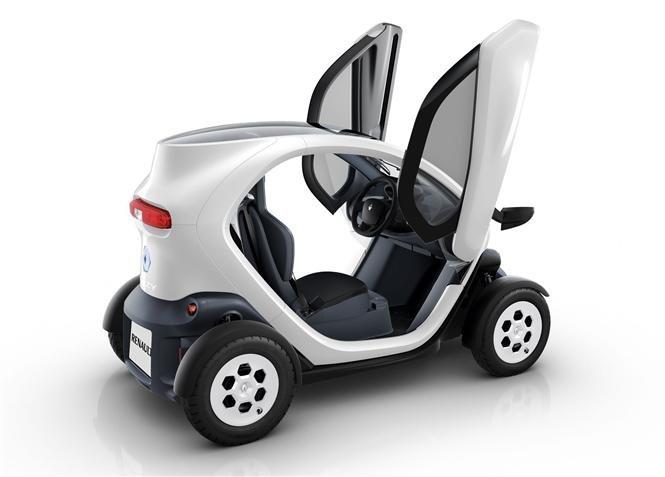 Электромобили современности