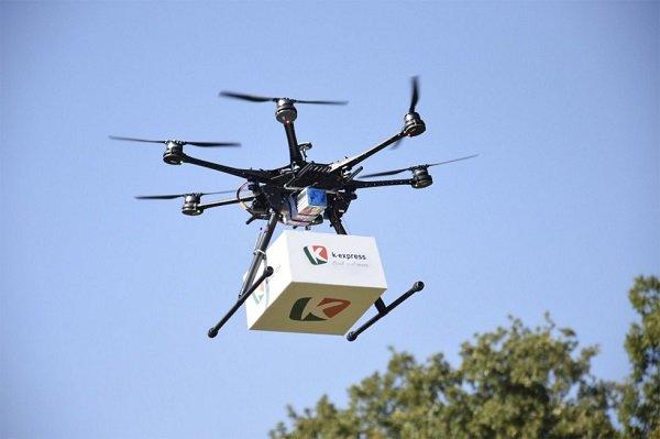 Человека на работе заменят дроны