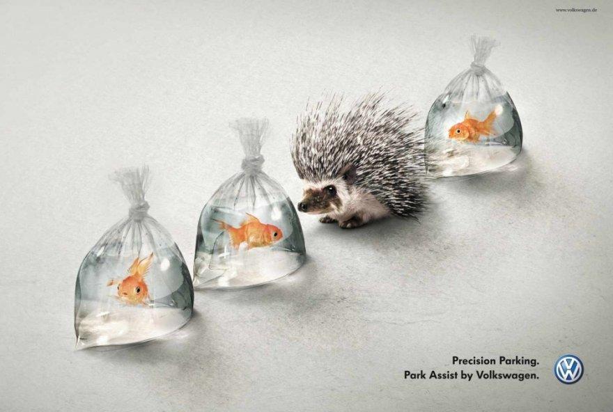 Необыкновенные идеи, которые вывели рекламу на новый уровень