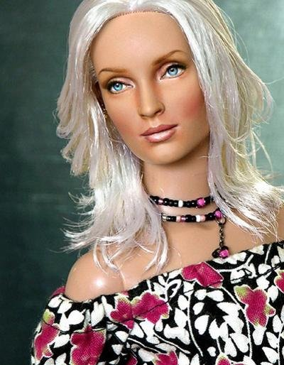 Куклы-знаменитости от Ноэля Круза (Noel Cruz)