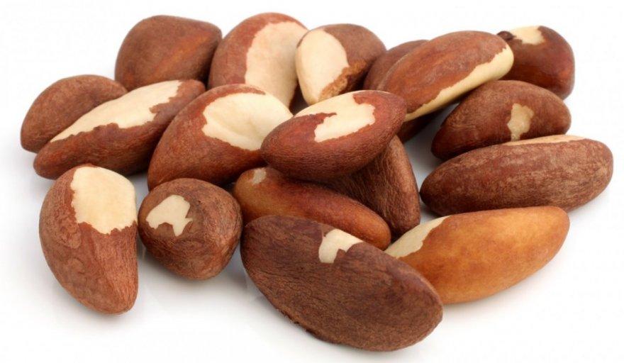 Список самых полезных орехов