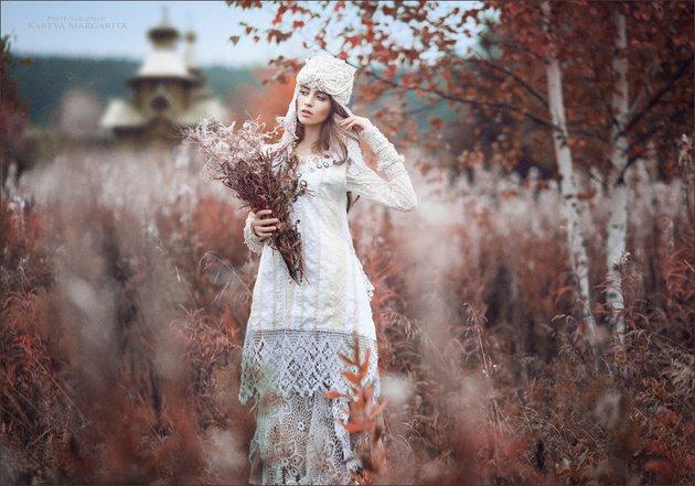 Сказочные фотографии Маргариты Каревой