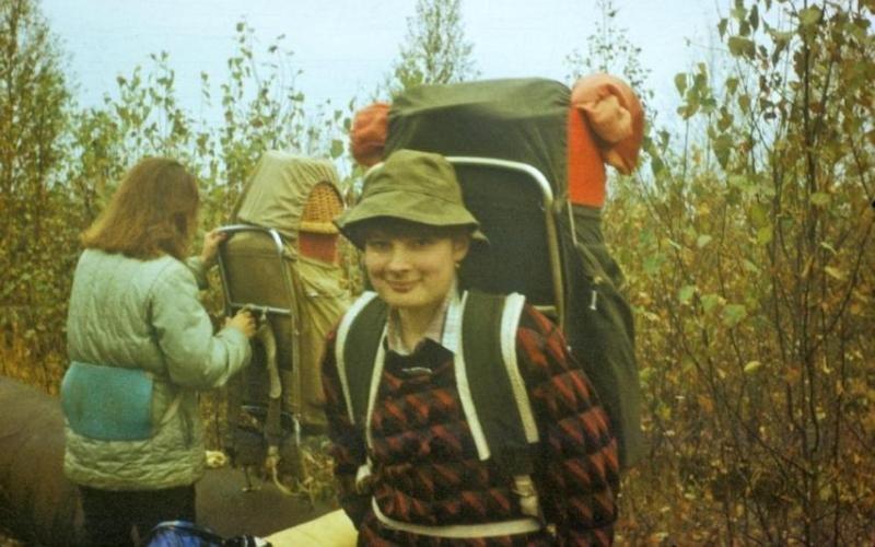 Атрибуты советского туриста