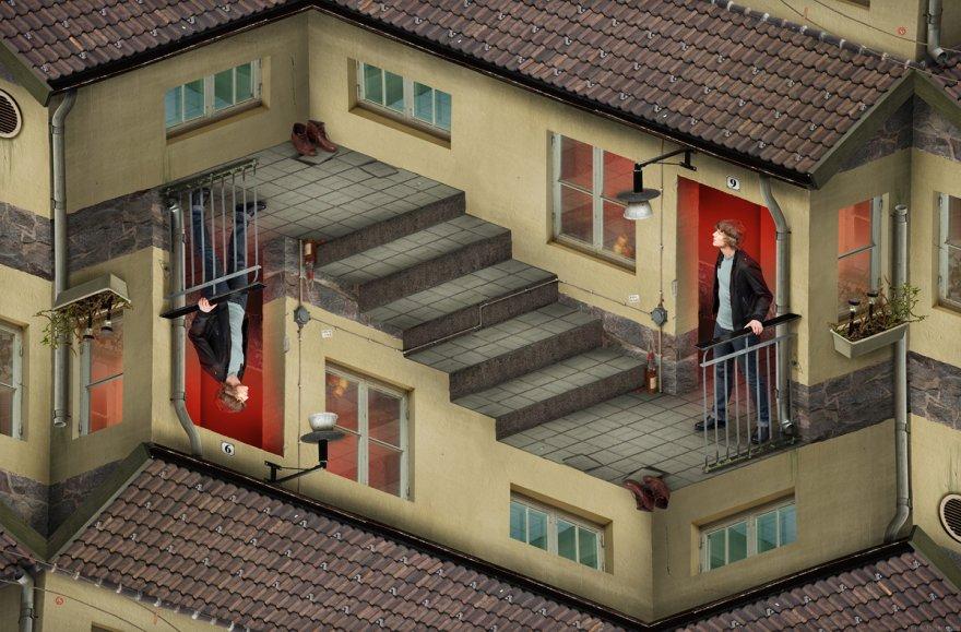 Шикарные оптические иллюзии