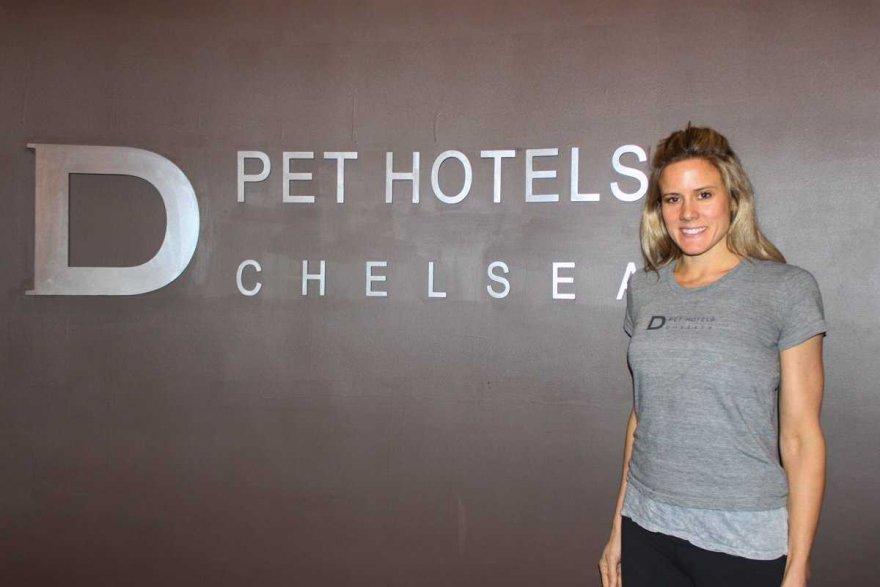 Отель для собак в Нью-Йорке