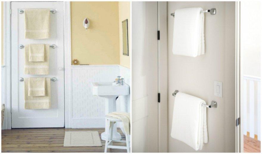 Несколько интересных идей для порядка в ванной комнате