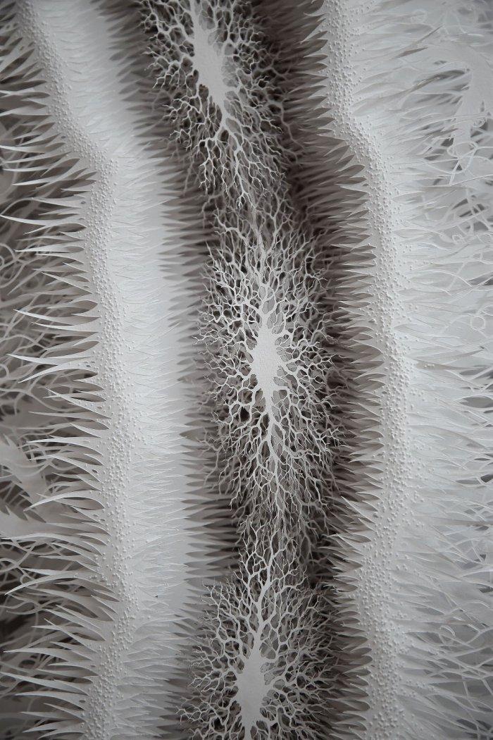 Микробиология Рогана Брауна из бумаги (21 фото)