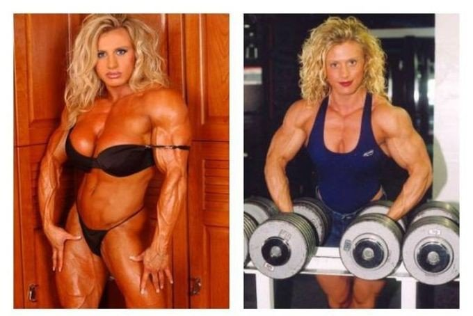 Шокирующие стероидные преобразования