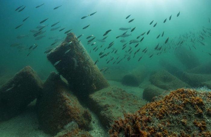 Реликвии пролежавшие более 1000 лет под водой