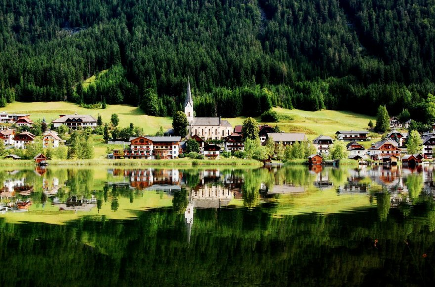 Австрийский уголок гармонии