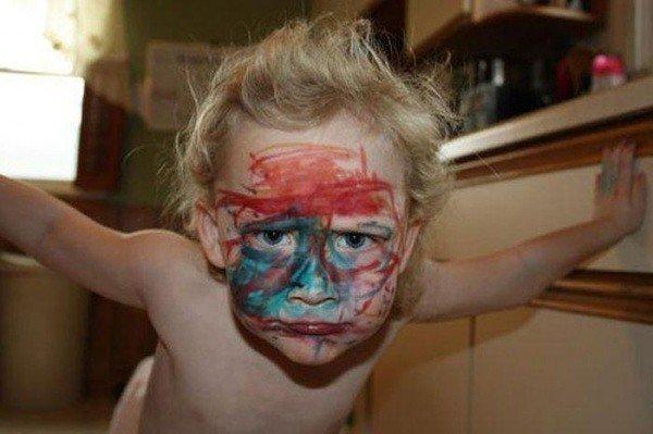 Подборка фотографий с забавными детками