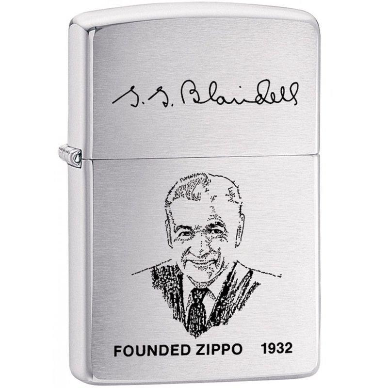 История Zippo