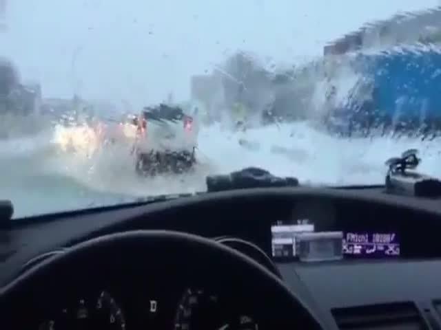 Автомобилист обращается к вору