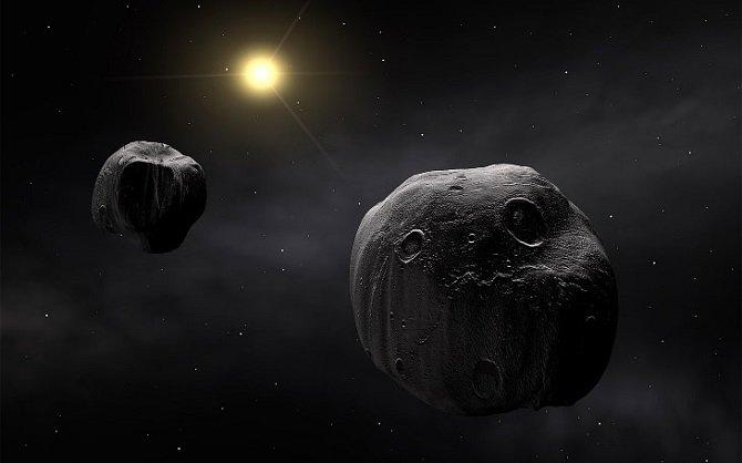 Cамые известные метеориты на Земле