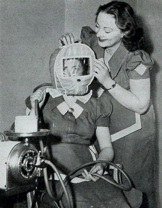Первые процедуры красоты