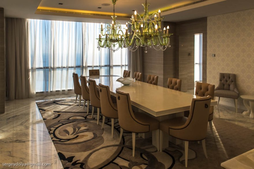 Cовременный бизнес-отель в Абу Даби