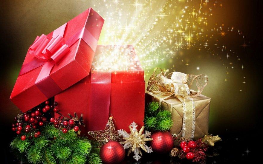 Подарки на Новый год с хорошими приметами