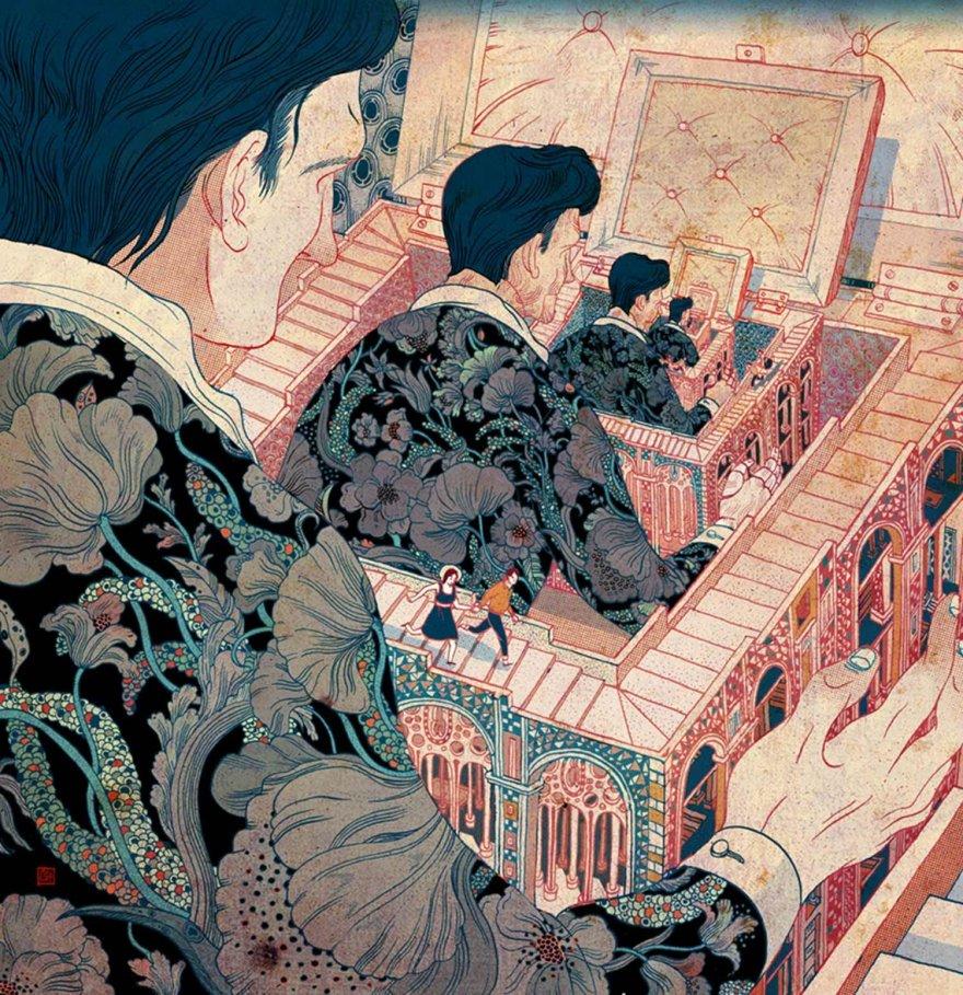 Лучшие иллюстраторы, которые поразили нас в 2015 году