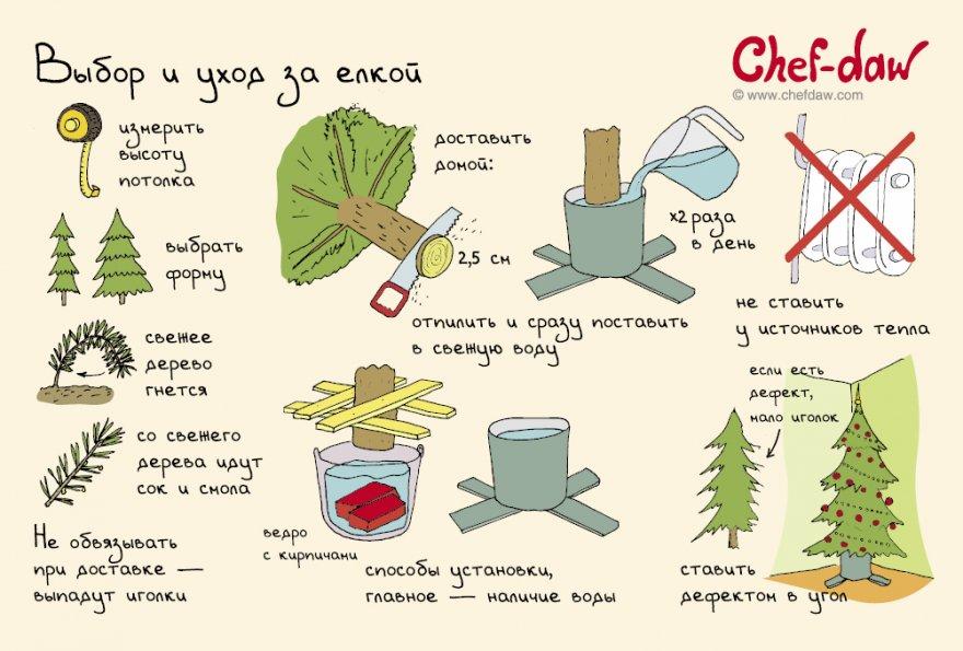 Cоветы, которые помогут подготовиться к Новому году